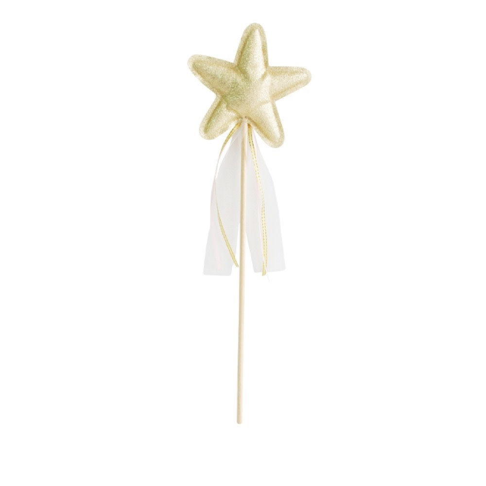 Alimrose Alimrose Amelie Star Wand - Gold