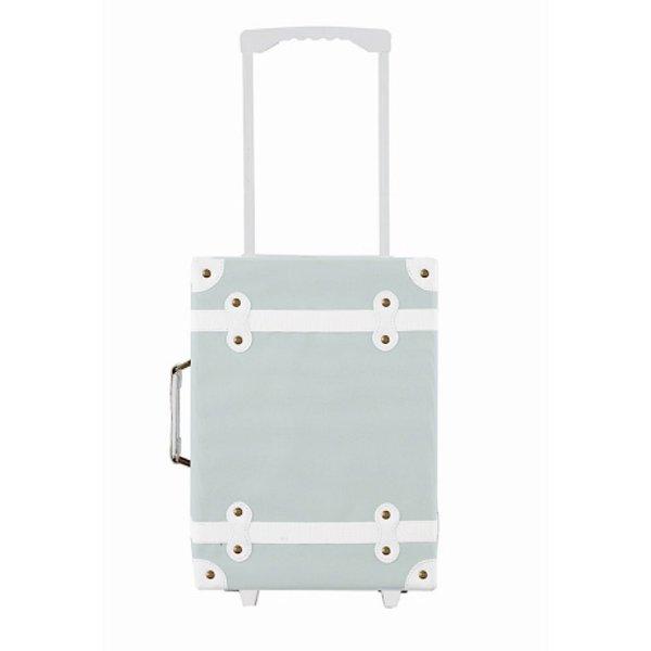Olli Ella Olli Ella See-ya Suitcase - Mint