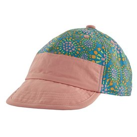 Patagonia Patagonia Baby Baggies Cap - Tropical Bloom Joya Blue
