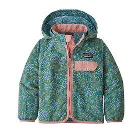 Patagonia Patagonia Baby Baggies Jacket - Tropical Bloom Joya Blue