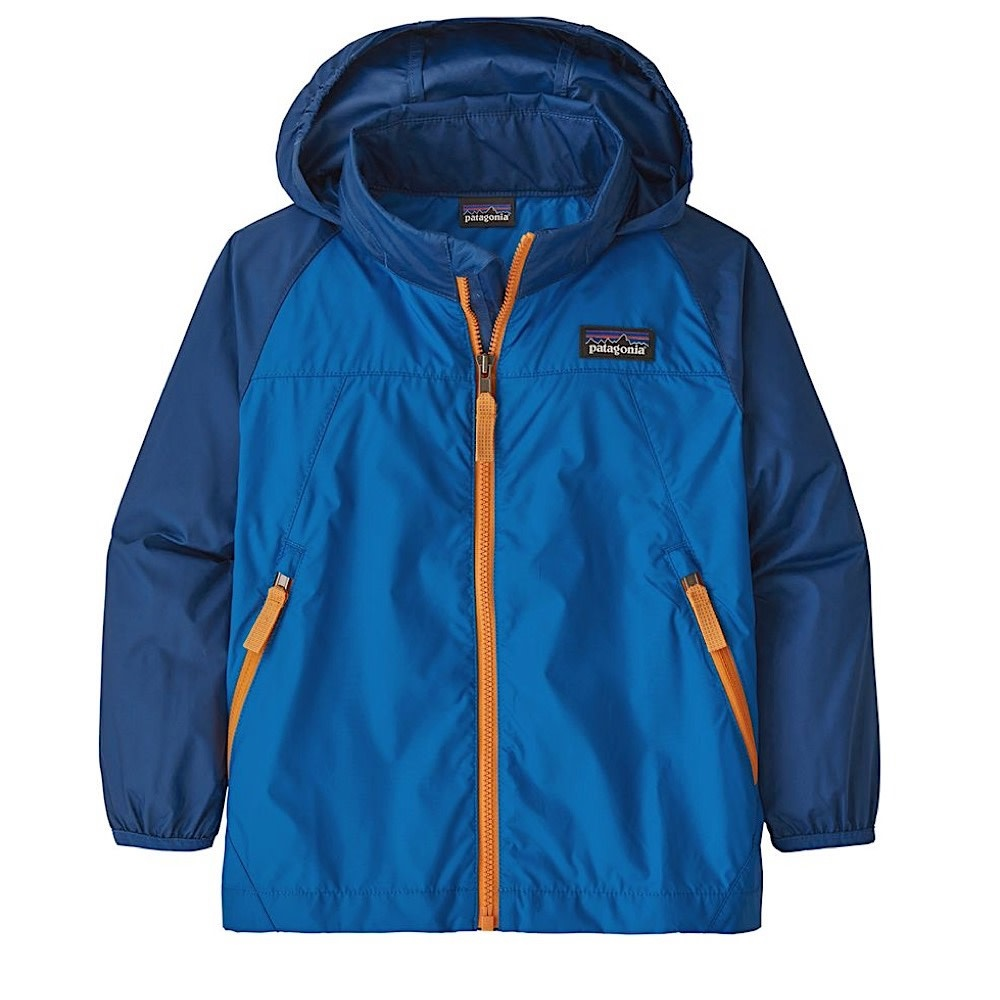 Patagonia Baby Light and Variable Hoody - Bayou Blue