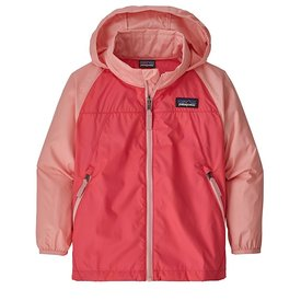 Patagonia Patagonia Baby Light and Variable Hoody - Range Pink