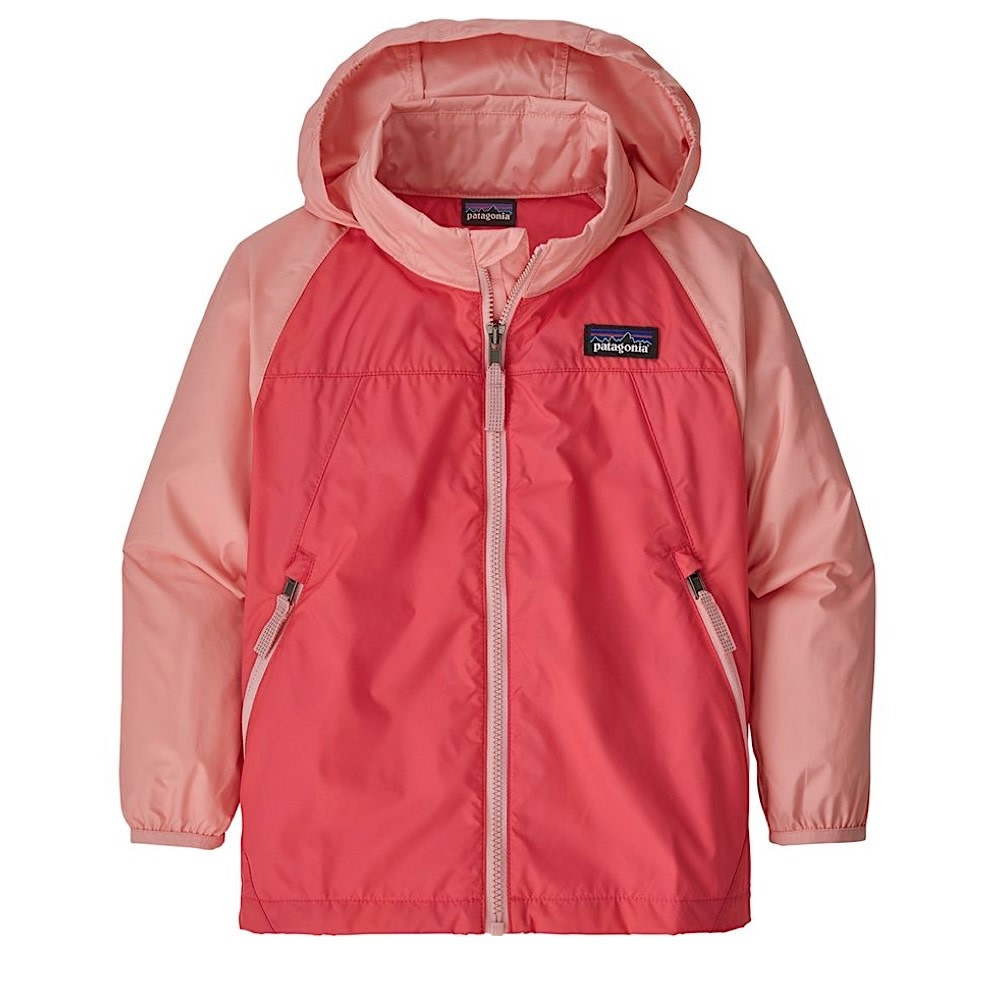 Patagonia Baby Light and Variable Hoody - Range Pink