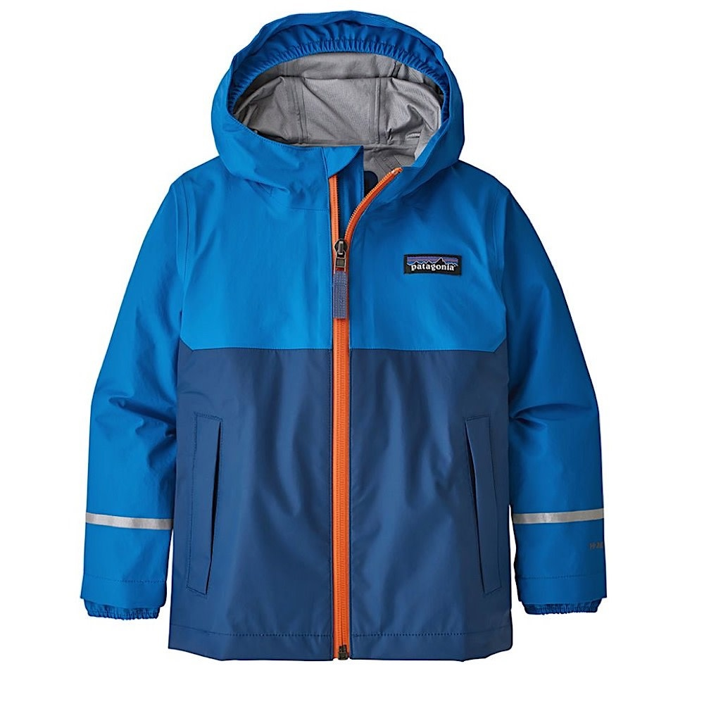 Patagonia Baby Torrentshell 3L Jacket - Bayou Blue