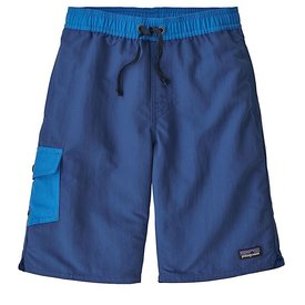 Patagonia Patagonia Boys Baggies Boardshorts - Superior Blue