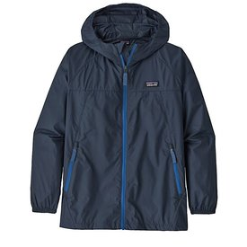 Patagonia Patagonia Boys Light and Variable Hoody - New Navy
