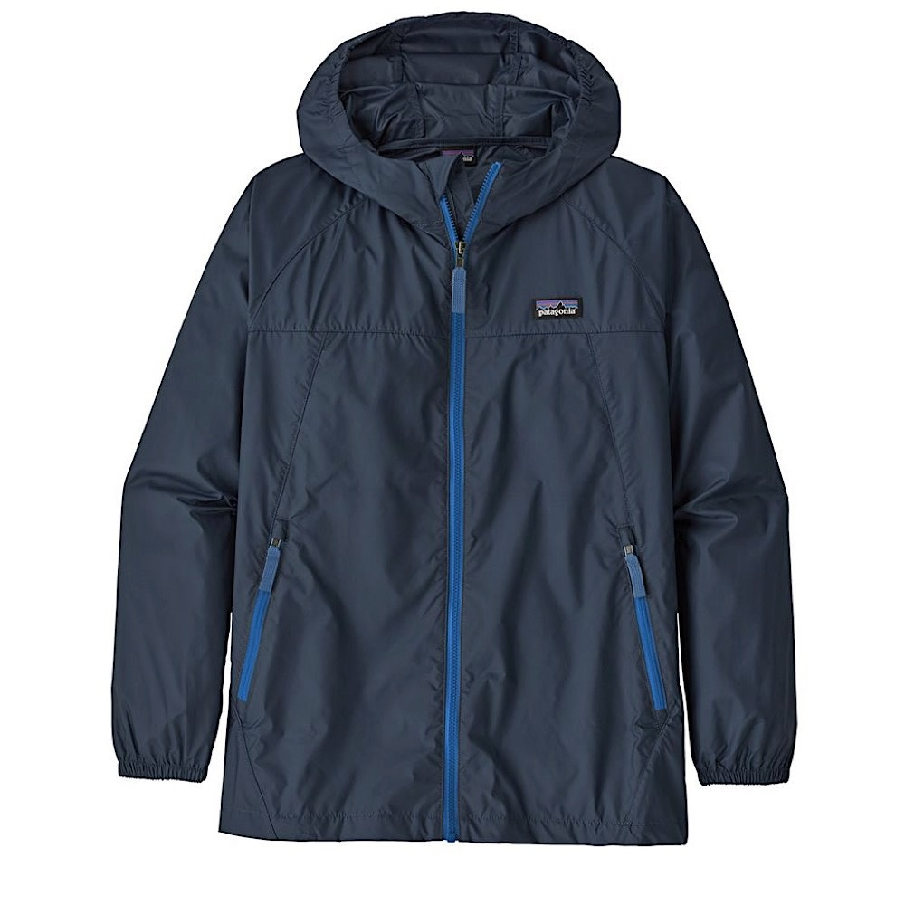 Patagonia Boys Light and Variable Hoody - New Navy