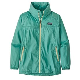 Patagonia Patagonia Girls Light and Variable Hoody - Light Beryl Green