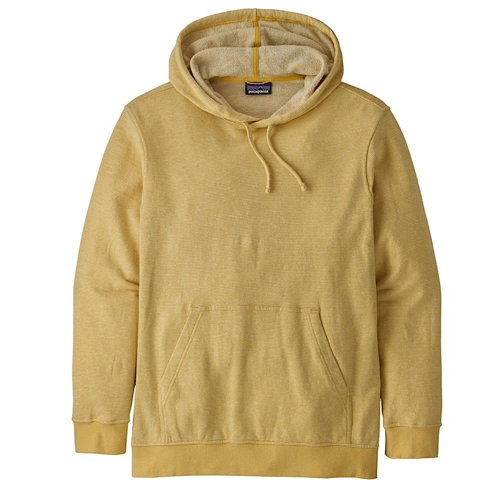 Patagonia Men's Trail Harbor Hoody - Long Plains Surfboard Yellow