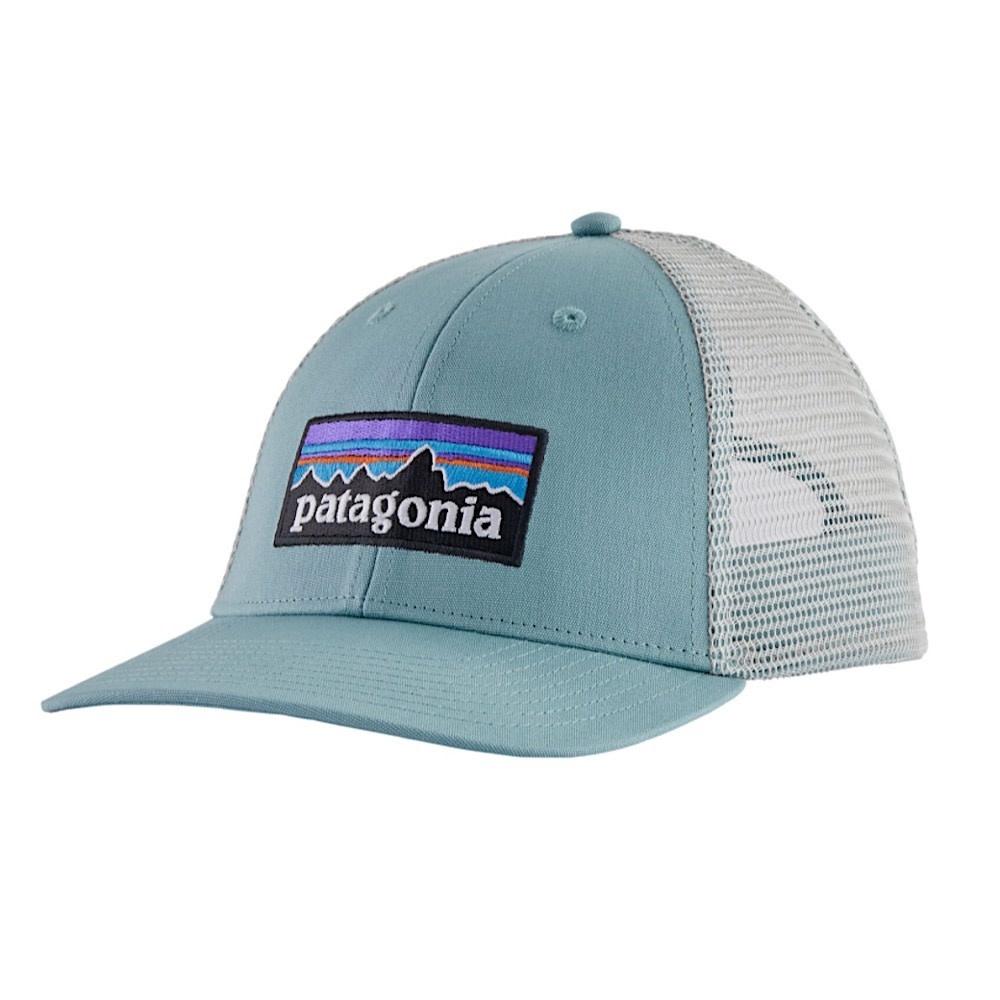 Patagonia Patagonia Trucker Hat LoPro - P6 Logo - Big Sky Blue