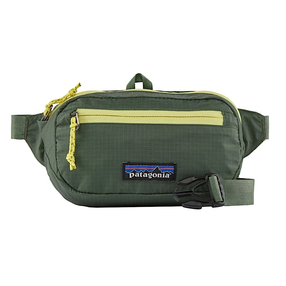 Patagonia Ultralight Black Hole Mini Hip Pack - Camp Green