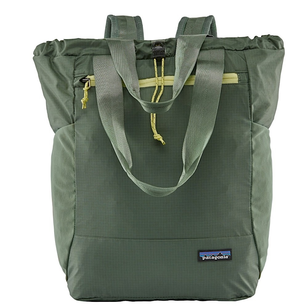 Patagonia Ultralight Black Hole Tote Pack - Camp Green