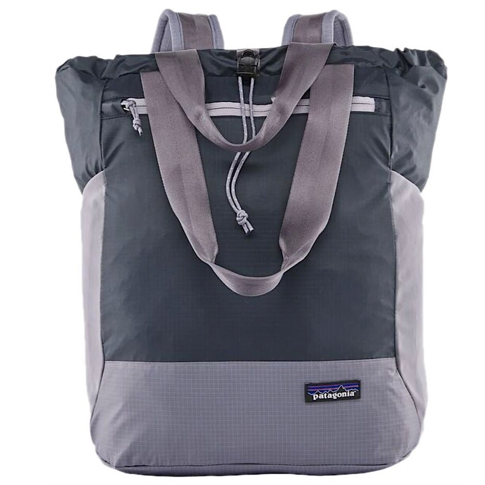 Patagonia Ultralight Black Hole Tote Pack - Smokey Violet