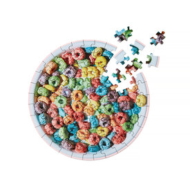 Areaware Little Puzzle Thing  Cereal - 70 Pieces