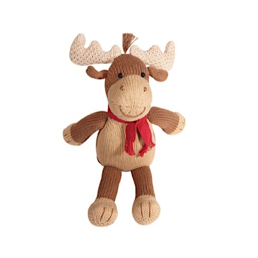 Marley the Knit Moose - 14