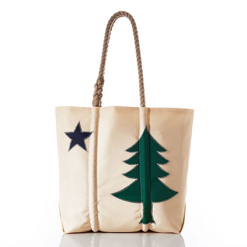 Sea Bags Sea Bags Maine Bicentennial Tote - Medium