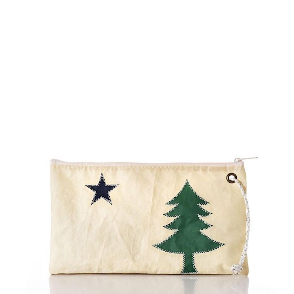Sea Bags Large Wristlet - Maine Bicentennial
