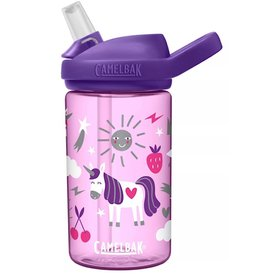 CamelBak CamelBak Eddy Kids .4L - Unicorn Party Purple