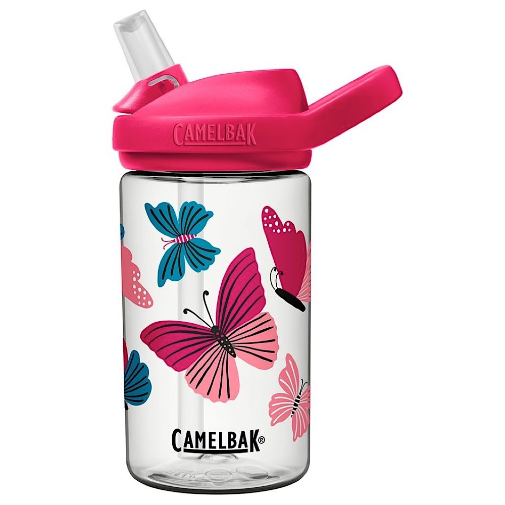 CamelBak Eddy Kids .4L - Colorblock Butterflies
