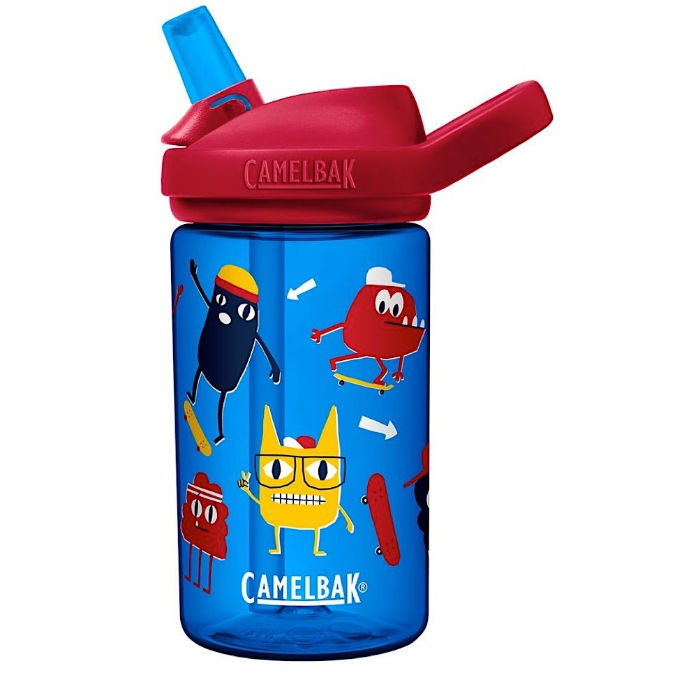 CamelBak Eddy Kids .4L - Skate Monsters