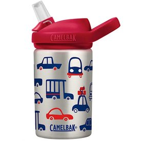 CamelBak CamelBak Eddy Kids Single Wall Stainless .4L - Cars & Trucks