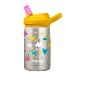 CamelBak CamelBak Eddy Kids Vacuum Insulated Stainless .35L - Rainbow Love
