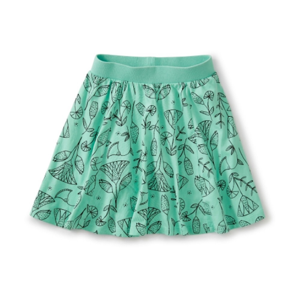 Tea Collection Tea Collection Twirl Skort - Pharaonic