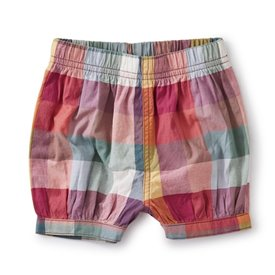 Tea Collection Bubble Shorts - Suez Plaid