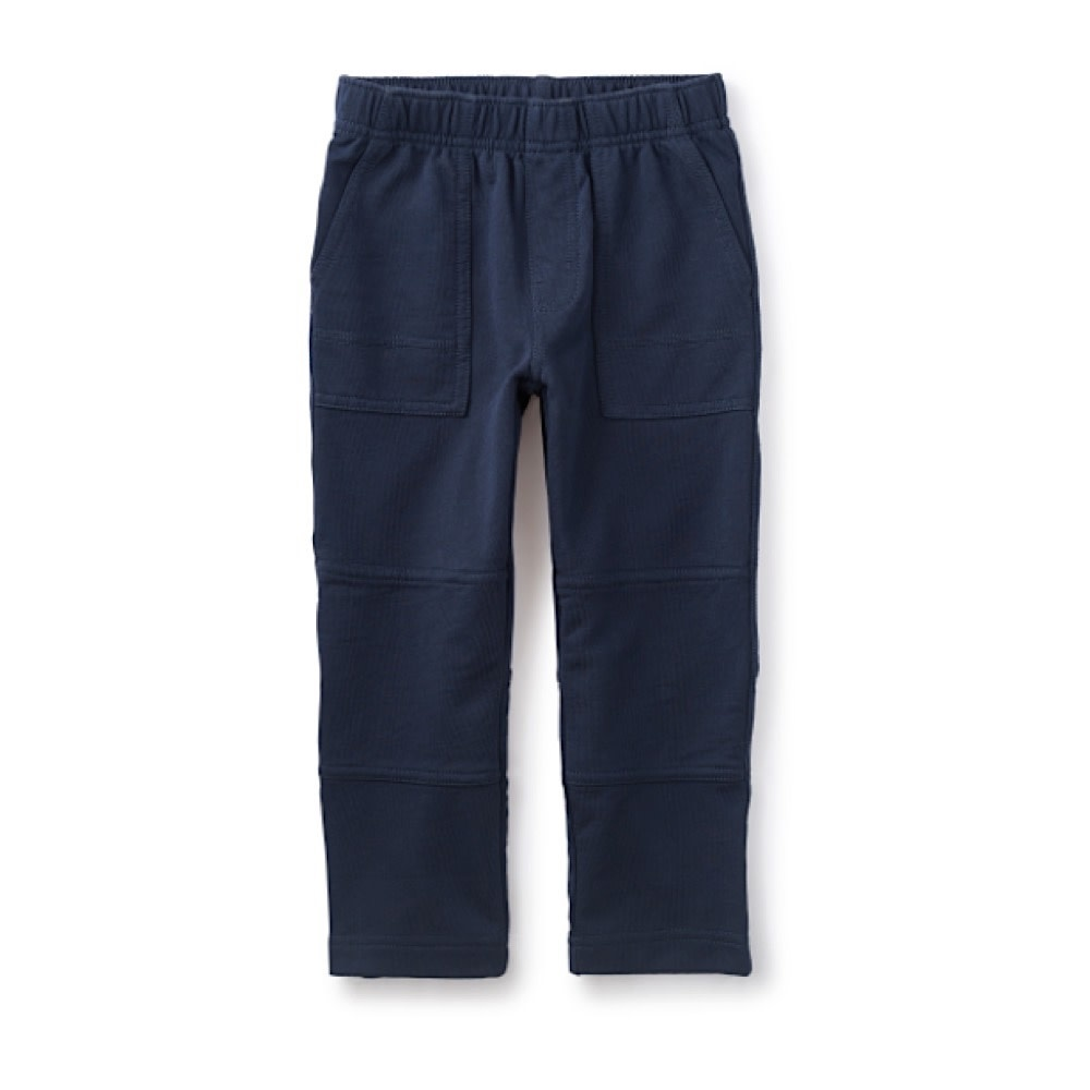 Tea Collection French Terry Playwear Pants - Heritage