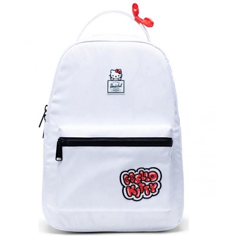 Herschel Nova Mini Backpack - Hello Kitty - White