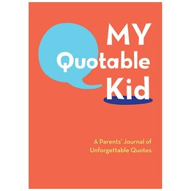Chronicle My Quotable Kid