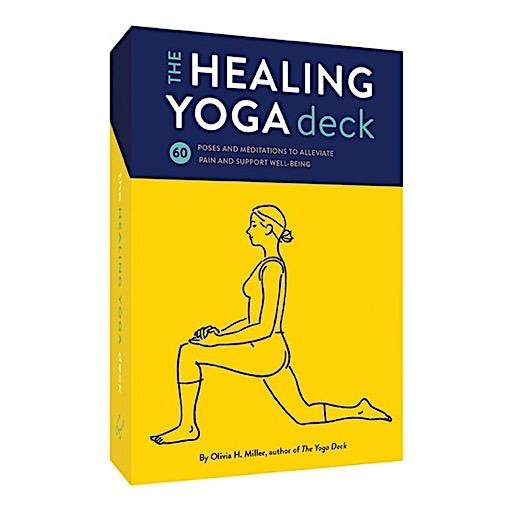 Chronicle The Healing Yoga Deck