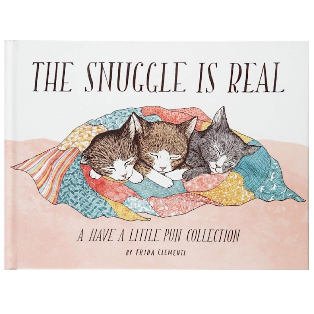Chronicle The Snuggle Is Real
