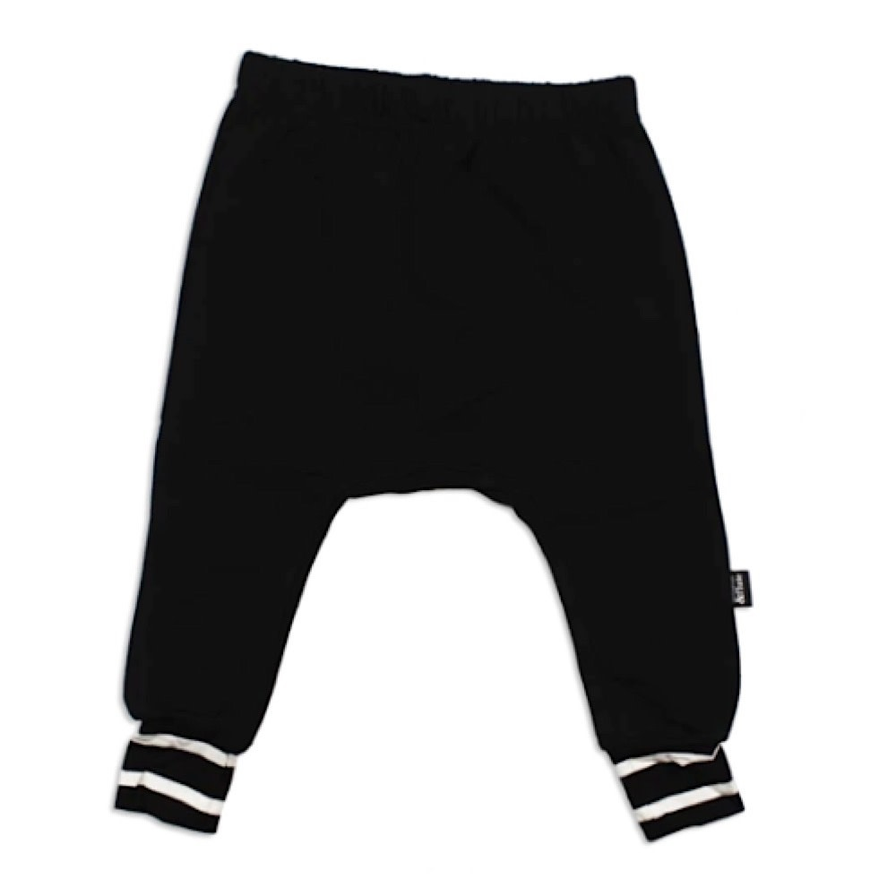 Whistle & Flute Bamboo Joggers - Black