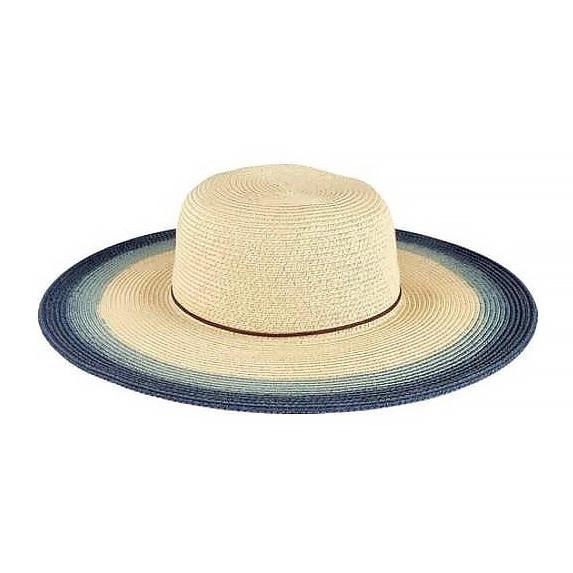 Sun Hat Color Pop - Denim