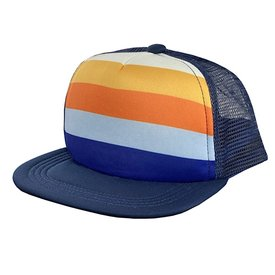 Tiny Whales Tiny Whales The 1976 Hat - Navy/Multi