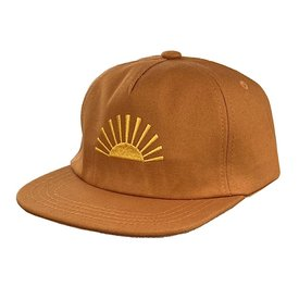 Tiny Whales Tiny Whales Sol Hat - Tan