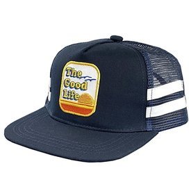 Tiny Whales Tiny Whales The Good Life Hat - Navy