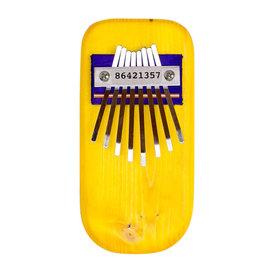 Mountain Melodies Mountain Melodies Pine Thumb Piano - Yellow