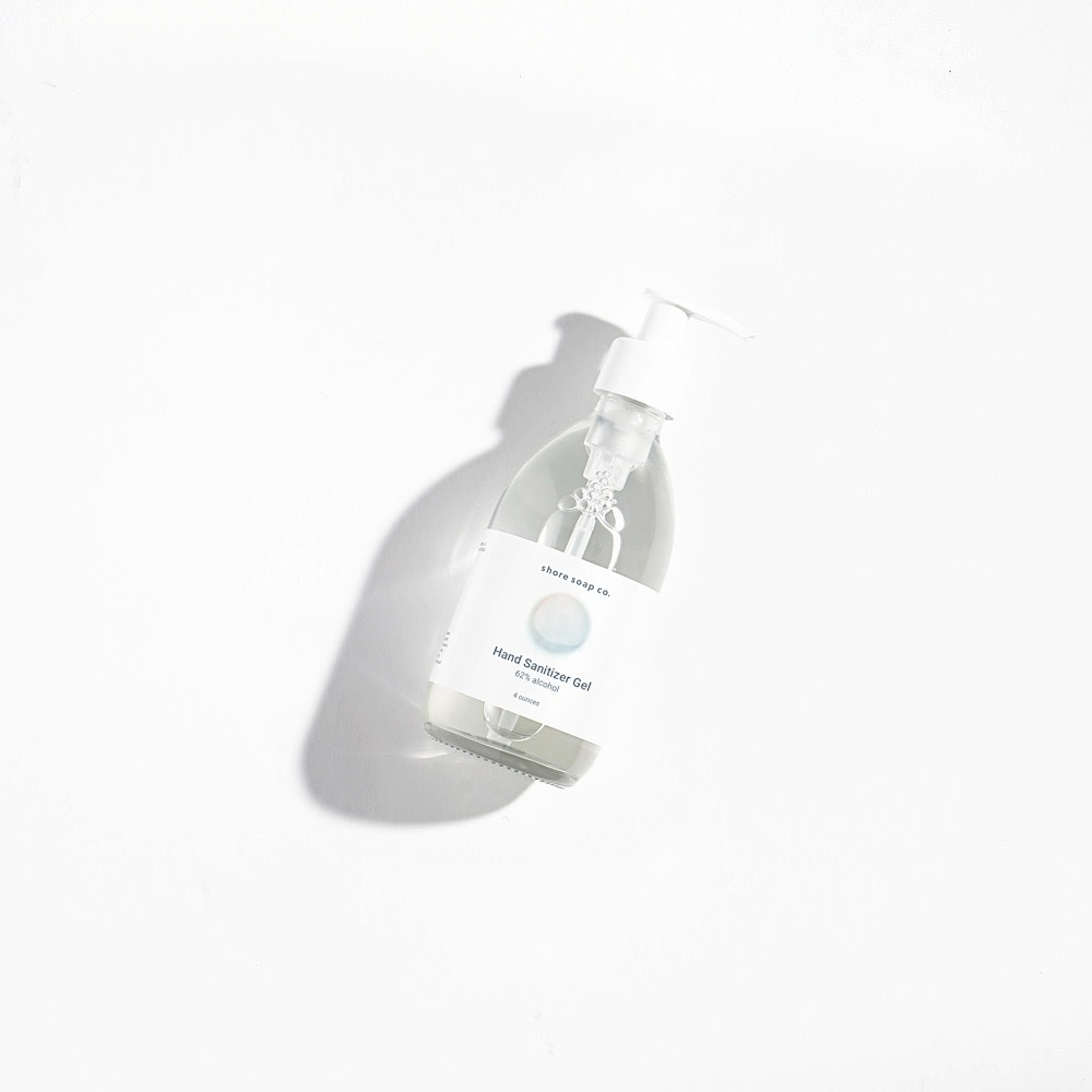 Shore Soap Company Shore Soap Company - Hand Sanitizer Gel - 4oz.