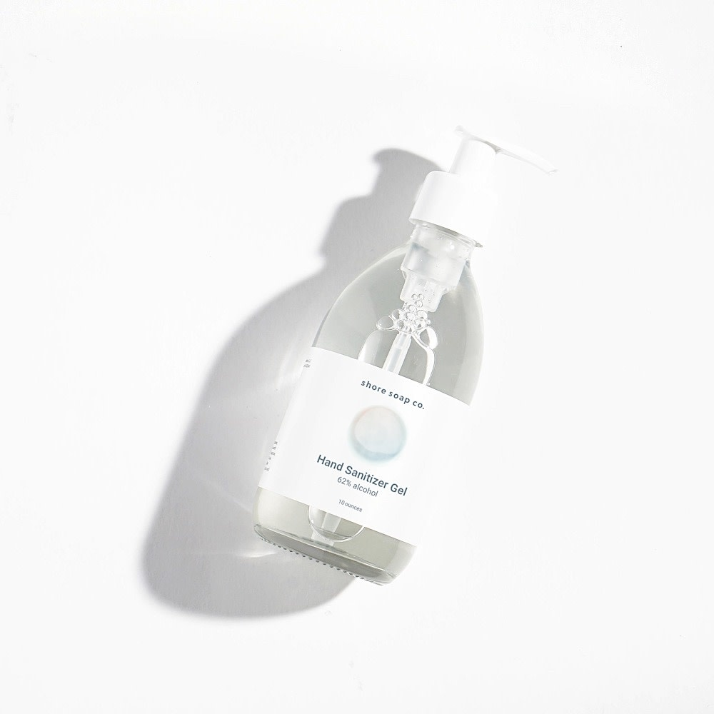 Shore Soap Company - Hand Sanitizer Gel - 10oz.