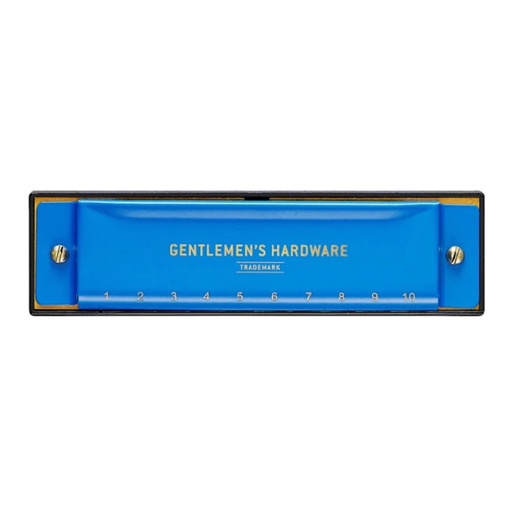 Gentlemen's Hardware - Blues Harmonica