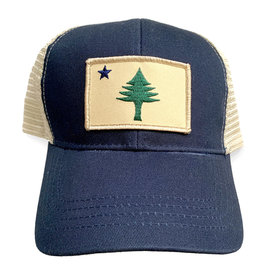 Original Maine Original Maine Flag Trucker Hat