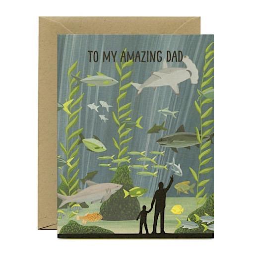 Yeppie Paper Card - To My Amazing Dad