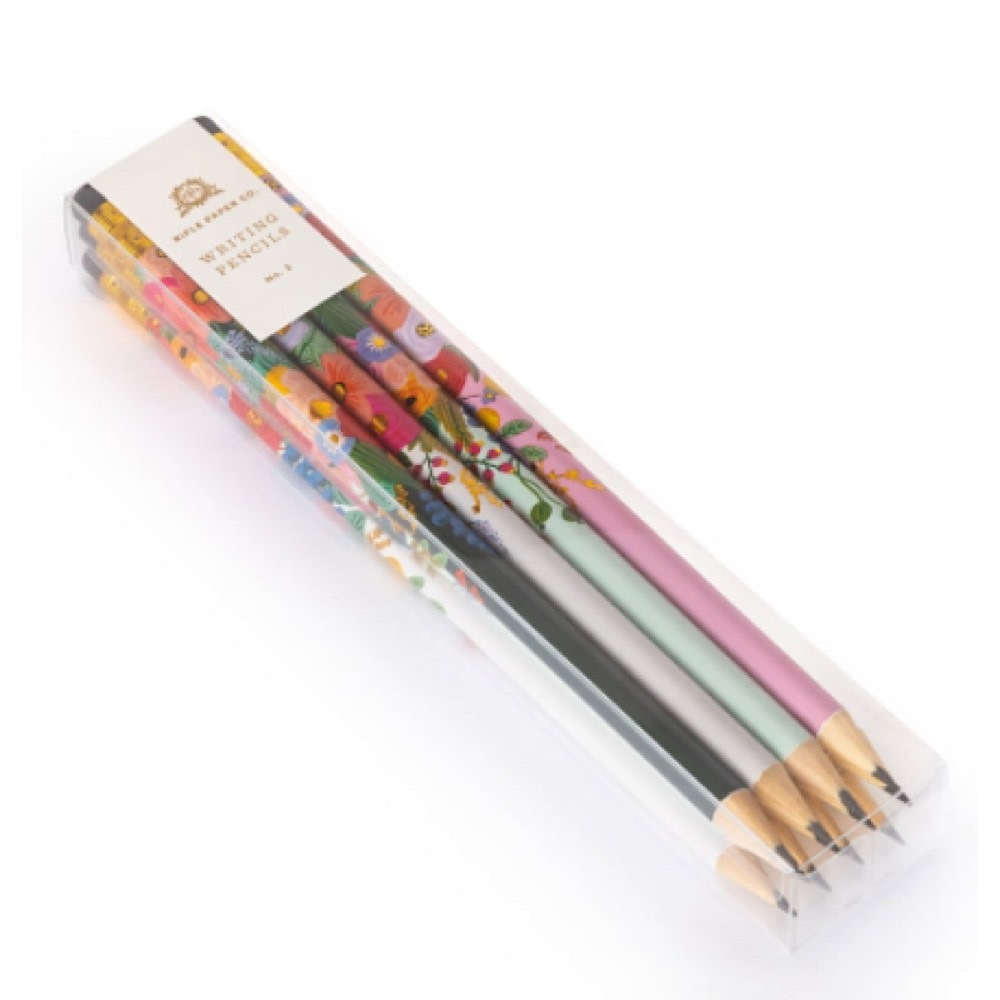 Rifle Paper Co. Writing Pencils - Garden Party