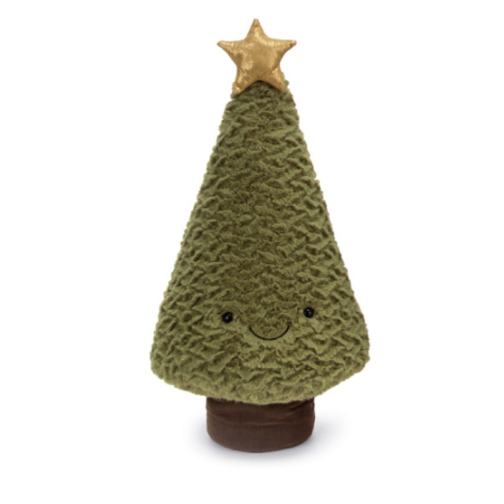 Jellycat Amuseable Christmas Tree - Small - 11 Inches