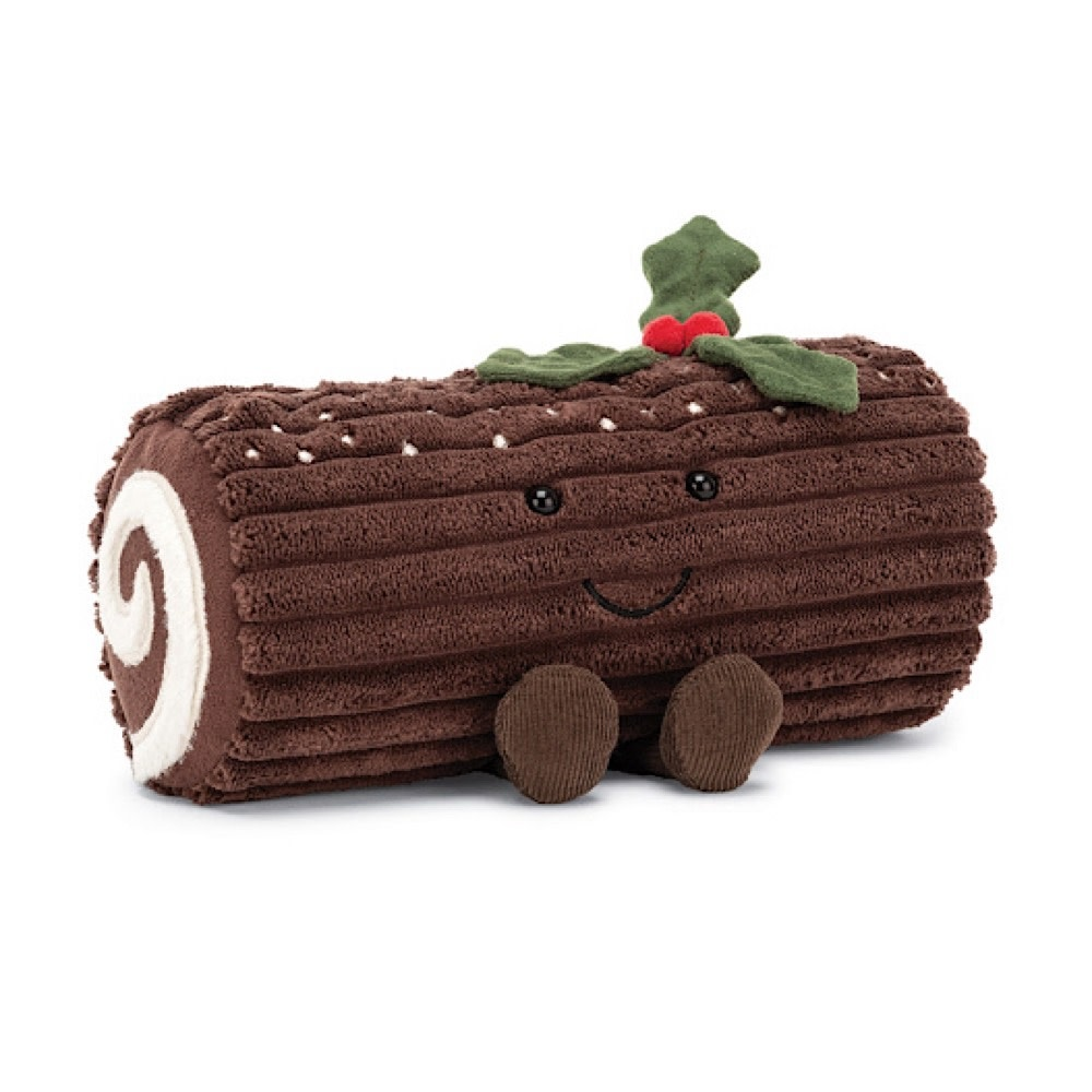 Jellycat Amuseable Yule Log