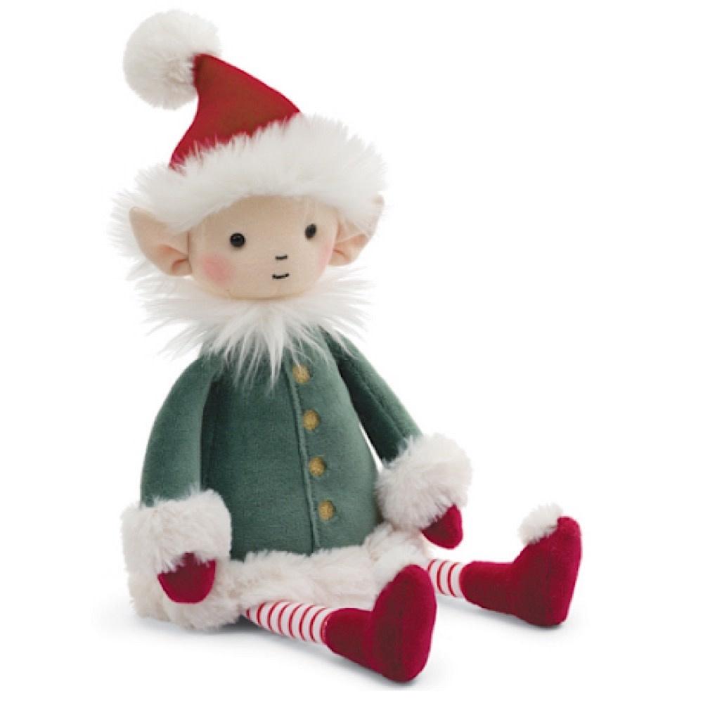 Jellycat Leffy Elf - Medium - 12 Inches