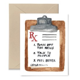 Buy Olympia Little Truths Talk To People Card