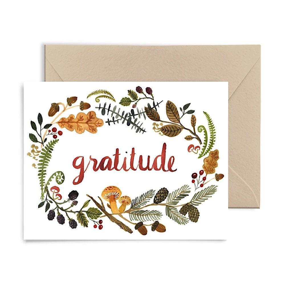 Little Truths Gratitude Card